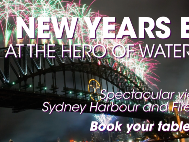 New Year's Eve Bookings!