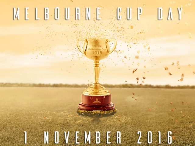 Melbourne Cup Day – Tuesday 1 November