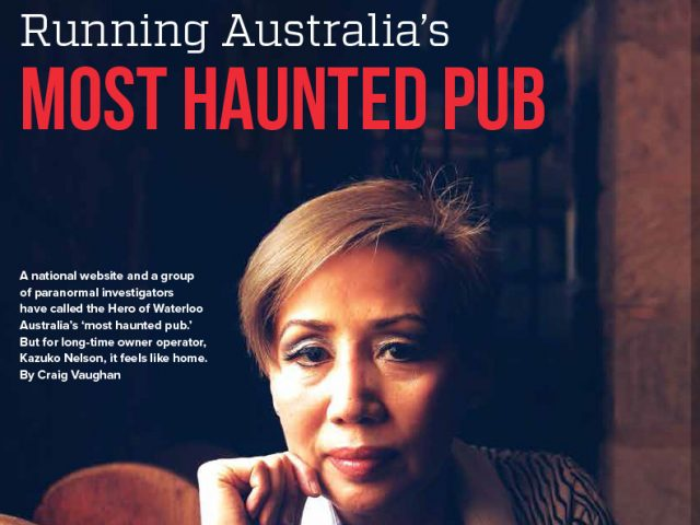 Australia's most haunted pub