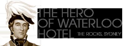 Hero of Waterloo Hotel 15 Unique Australian Dining Experiences