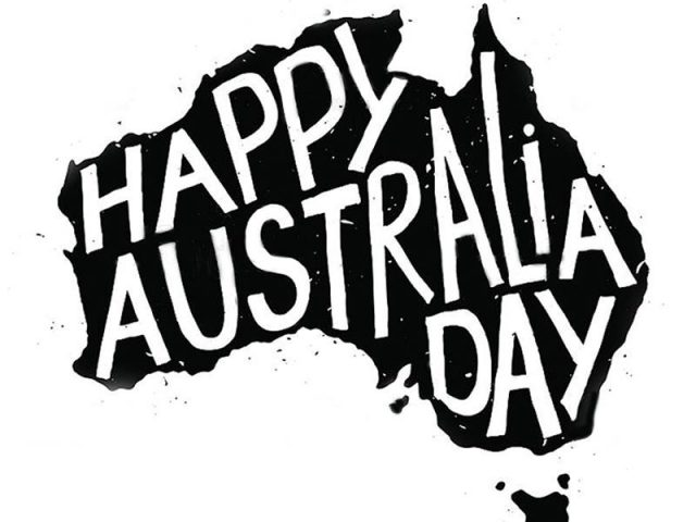 Say g'day at the Hero this Australia Day