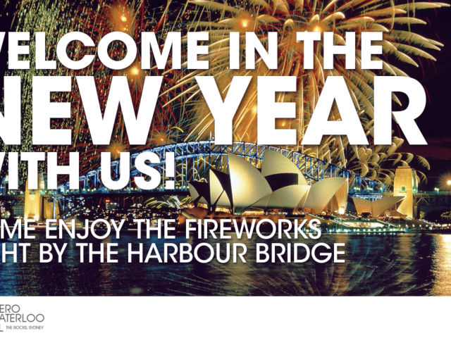 New Year's Eve at the Hero!